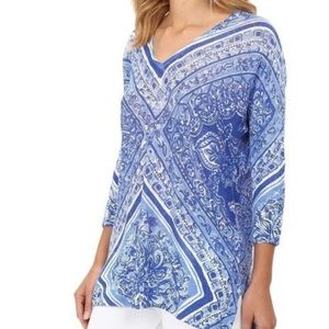 🌴Lilly Pulitzer Jameson Blue Crush Sweater🌴